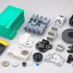 lisovna plastů - díly pro elektronický průmysl