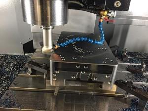 CNC Frézování formy
